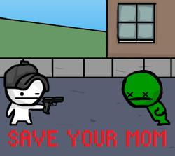 Play Save Your Mom --DEMO--