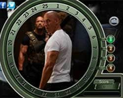 Play Fast and furious hidden number