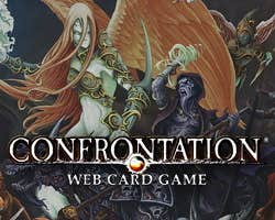 Play Confrontation Web Card Game