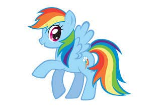 Play My Little Pony Rainbow Runner
