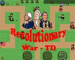 Play Revolutionary War TD