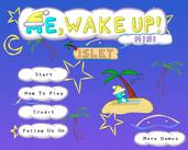Play Me, Wake Up! Mini: Islet