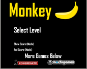 Play MonkeyBanana