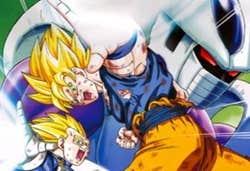 Play Dragon Ball Fierce Fighting v2.2