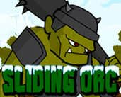 Play Sliding Orc