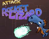 Play Attack of the Rocket Lizard