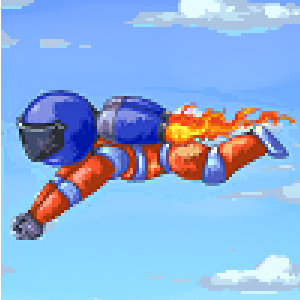 Play Little Rocket Dude