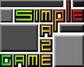 Play A Simple Maze Game