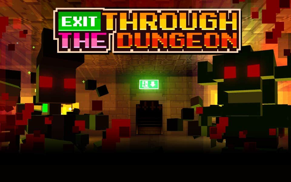 Play Exit Through the Dungeon
