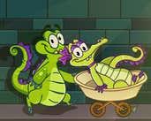 Play Swampy Go Go Go