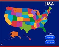 Play USA Geography