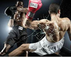 Play Boxing Hidden Letters