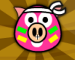 Play Zomby Birdy: Protect the Pigs