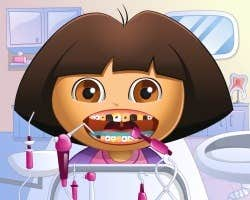 Play Dora Tooth Problems