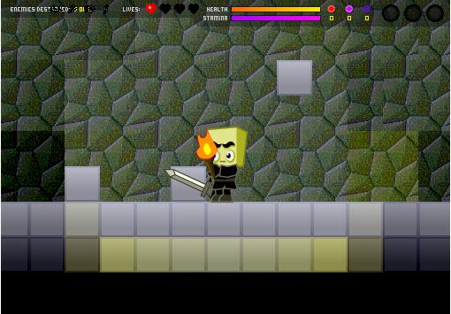 Play G-Bolo's Adventure(NOOB)