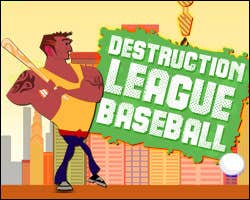 Play Destruction League Baseball