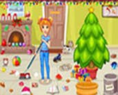 Play : Christmas Day Clean Up games