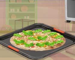 Play Homemade Pizza