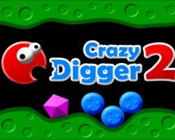 Play Crazy Digger 2