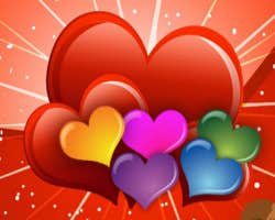 Play Valentines Match