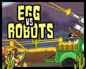 Play Egg Vs Robots