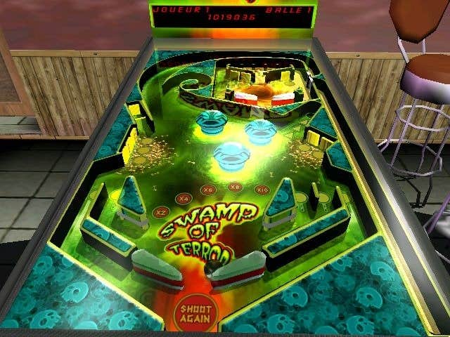 Play SL Flappy Flippers Pinball Game