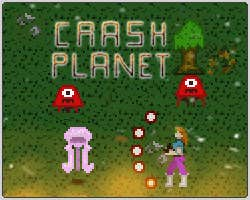 Play Crash Planet