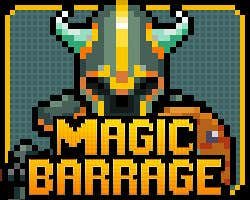 Play Magic Barrage - Bitferno