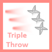 Play Triple Throw