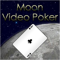 Play Moon Video Poker