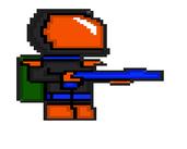Play Pixel Commando