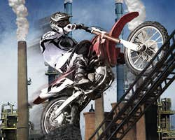 Play New Industrial Site Stunts