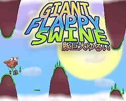 Play Giant Flappy Swine