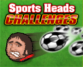Play Sports Heads Challenges