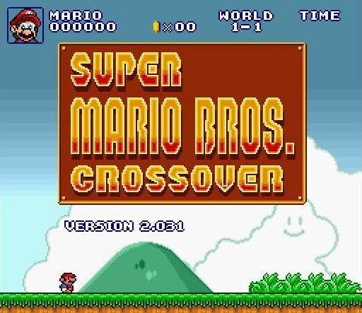 Play SMB Crossover 31.2