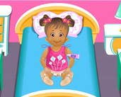 Play Baby Daisy Got Sick