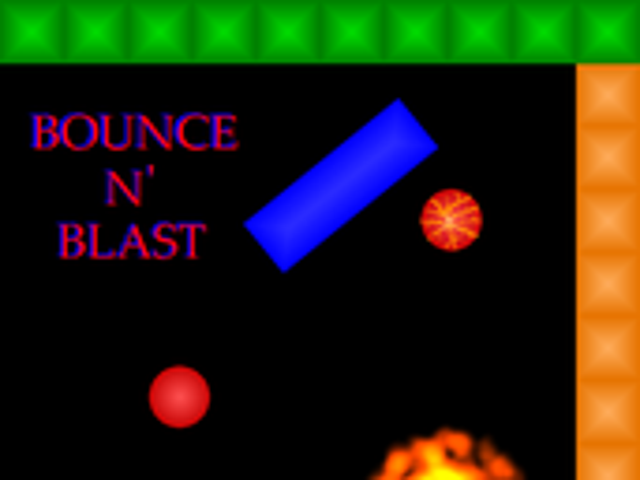 Play Bounce N' Blast