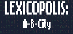 Play Lexicopolis: A-B-City