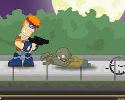 Play Zombie Defender