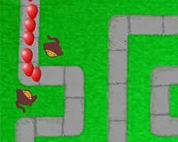 Play Bloons Tower Defense 2