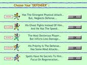 Play Assist Your DEFENDER
