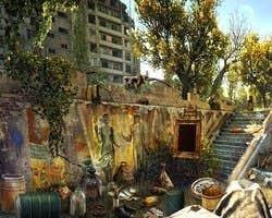 Play The Abandoned Neighbourhood