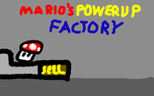 Play Mario's Powerup Factory
