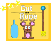 Play Cut The Rope: Cheese Quest
