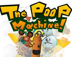 Play The poop machine