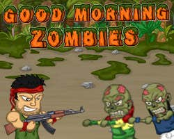 Play Good Morning Zombies