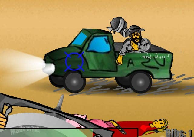 Play War on Iraq