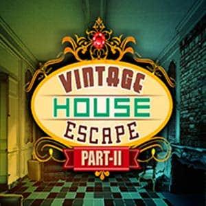 Play Vintage House Escape Part 2