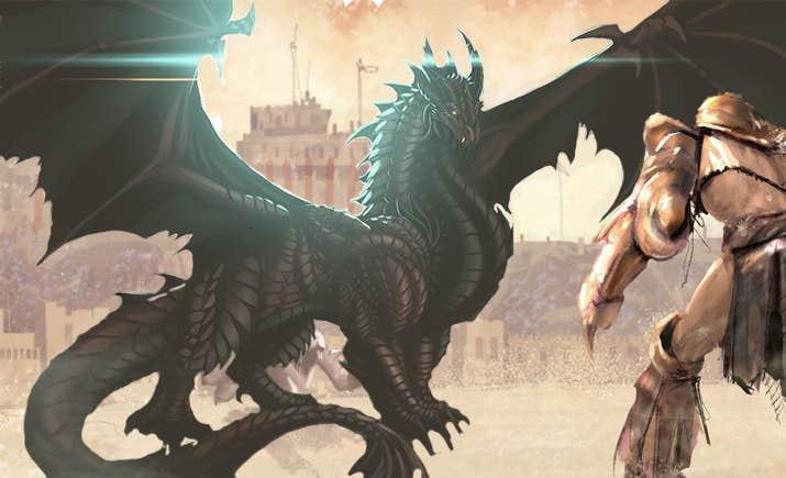 Play Dragon Slayer 2.5