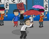 Play Umbrella-Revolution